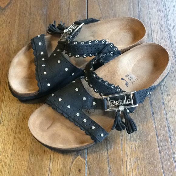 fc4311345489a9 Birkenstock Shoes - Birkenstock—WORN ONCE! Betula  Krystal  Sandals